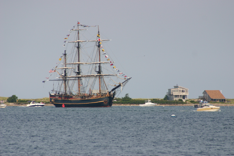 Mayflower Myths and Mysteries - Witches of Massachusetts Bay